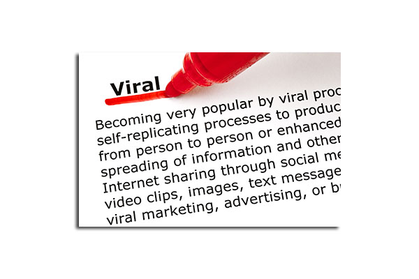 definition of viral as it relates to bad interview questions