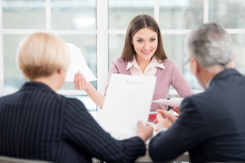 photo of social competence based behavioral interviewing leading to success