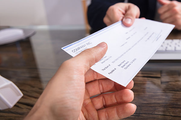 actual paycheck is just one of three paychecks candidates consider as part of job offer